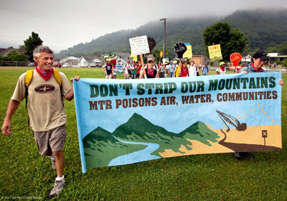 Your Voice Needed Now to Save Blair Mountain from Mountaintop Removal Mining