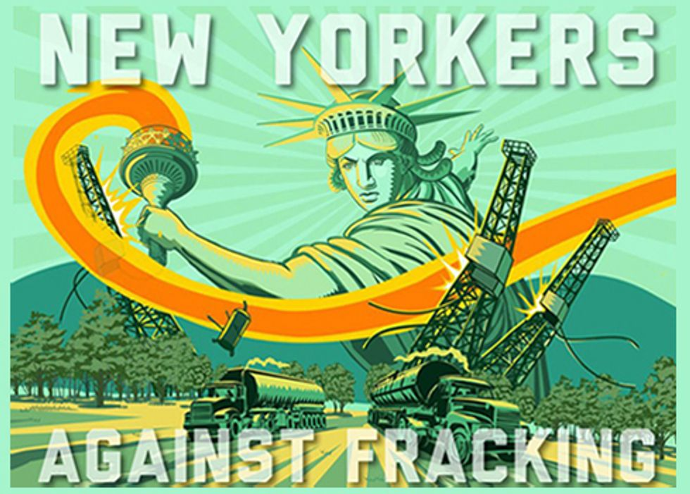 Gov. Cuomo: NY Fracking Decision Likely Delayed Into 2013