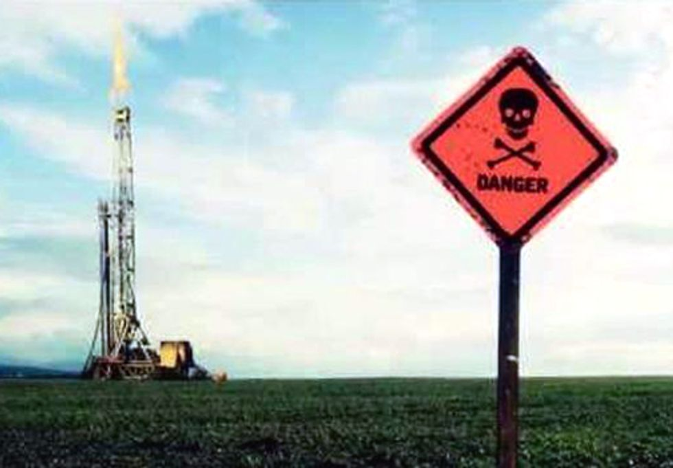 Fracking on College Campuses Increases Nationwide
