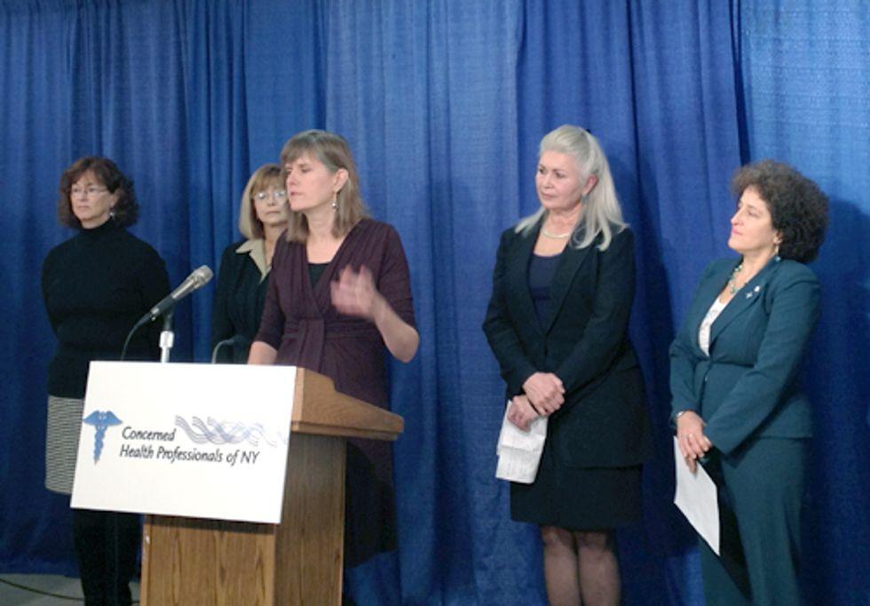 New York Health Officials Outline Health Risks of Fracking