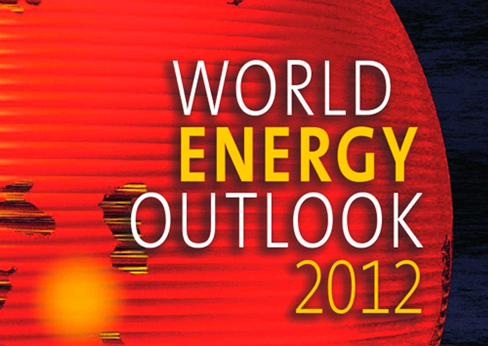 World Energy Outlook 2012—The Good, the Bad and the Really, Truly Ugly