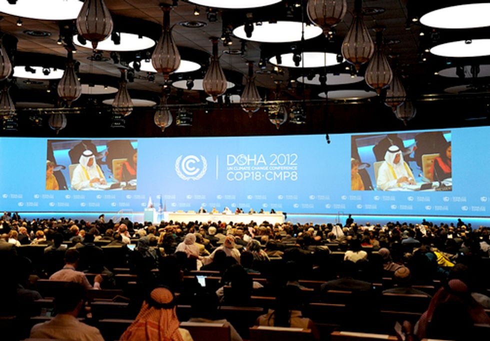 CLIMATE TALKS: What to Expect in Doha—An Overview of this Year's UN Climate Change Negotiations
