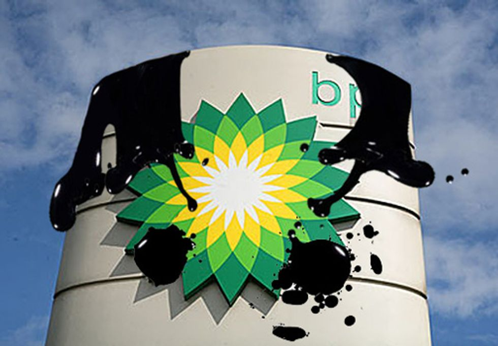 BP Temporarily Suspended from New Contracts with U.S. Government