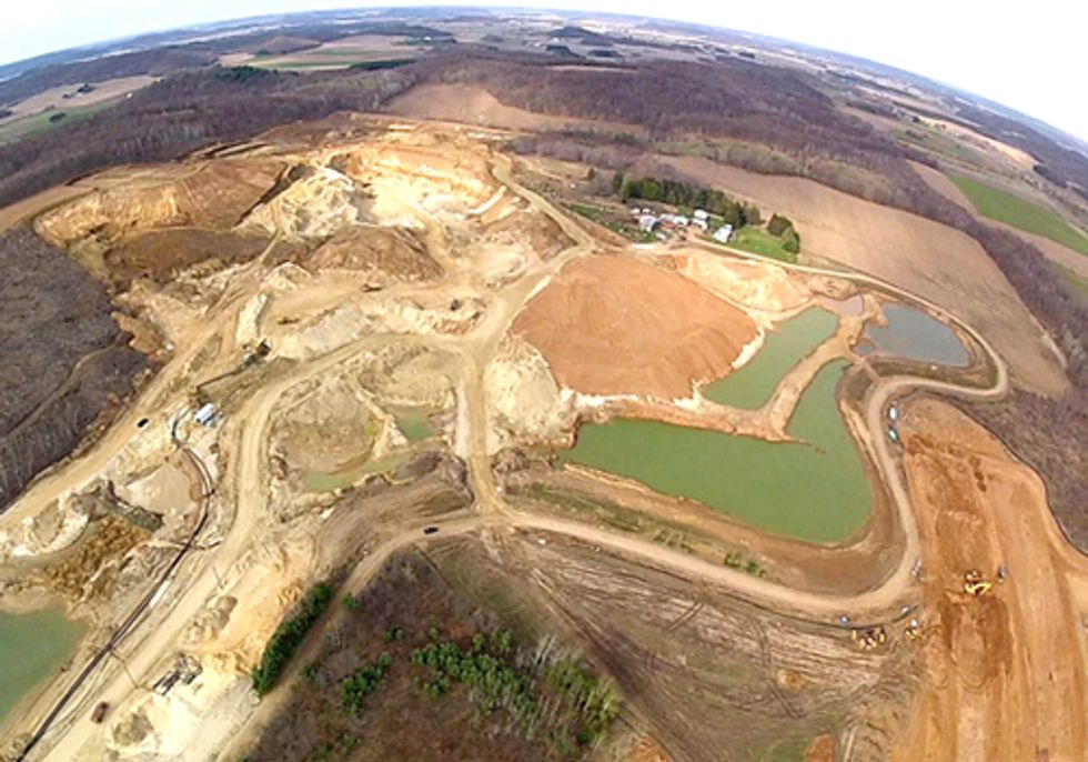 Frac-Sand Mining: Is British Columbia the Gas Industry's Next Wisconsin?