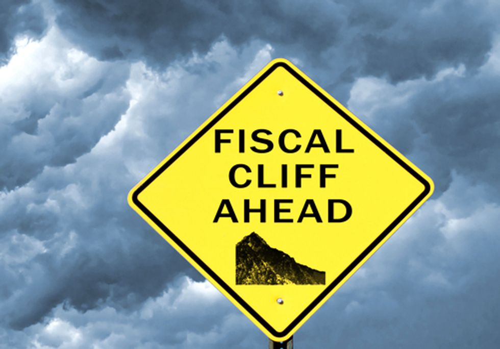 Will Congress Jump off the Fiscal Cliff and Into Deep Water by Gutting Environmental and Health Protections?