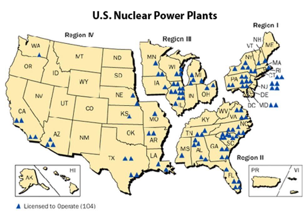 America's Rust Bucket Reactor Fleet Fast Approaching Critical Mass