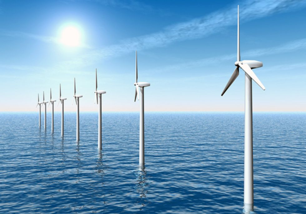 Obama Administration Announces First-Ever Offshore Wind Farm Leases