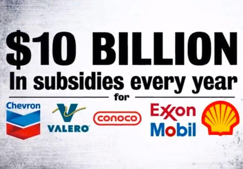 Exxon Hates Your Children