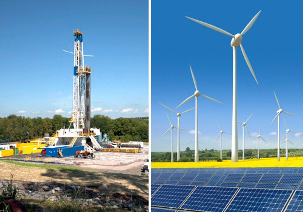 Community College Faculty Says No to Fracking, Yes to Clean Energy