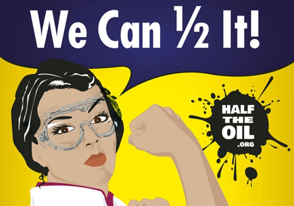 How to Cut U.S. Oil Usage in Half