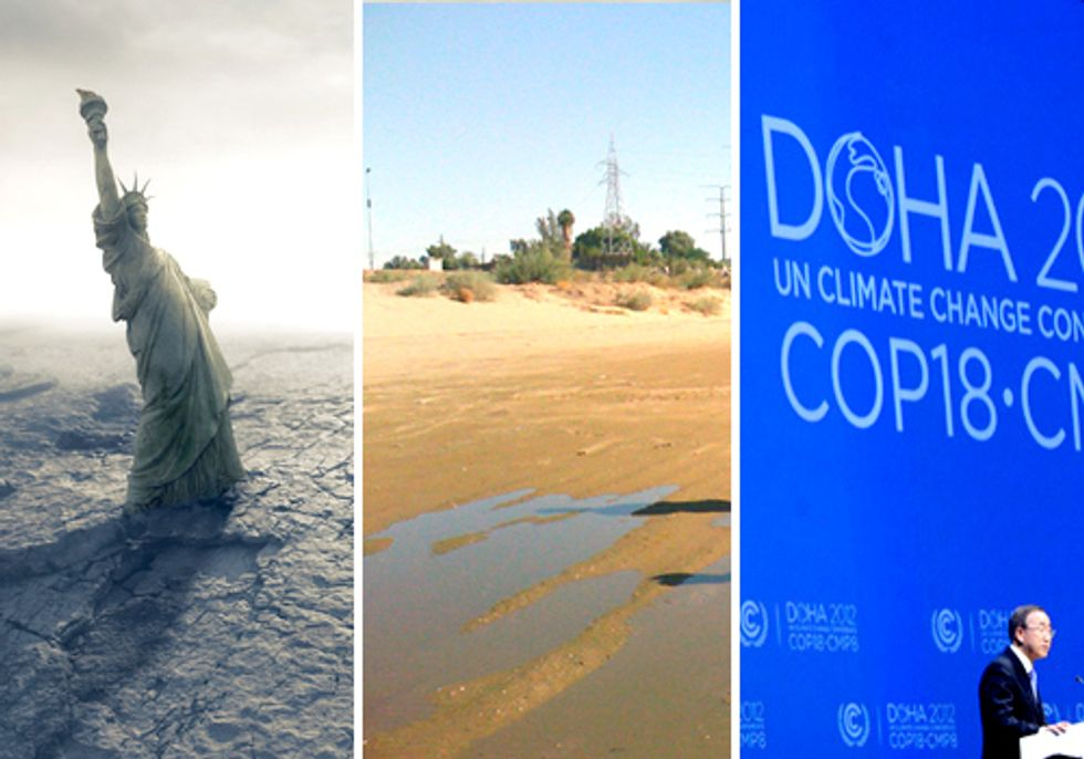 New York City Meets the Colorado River at UN Climate Talks