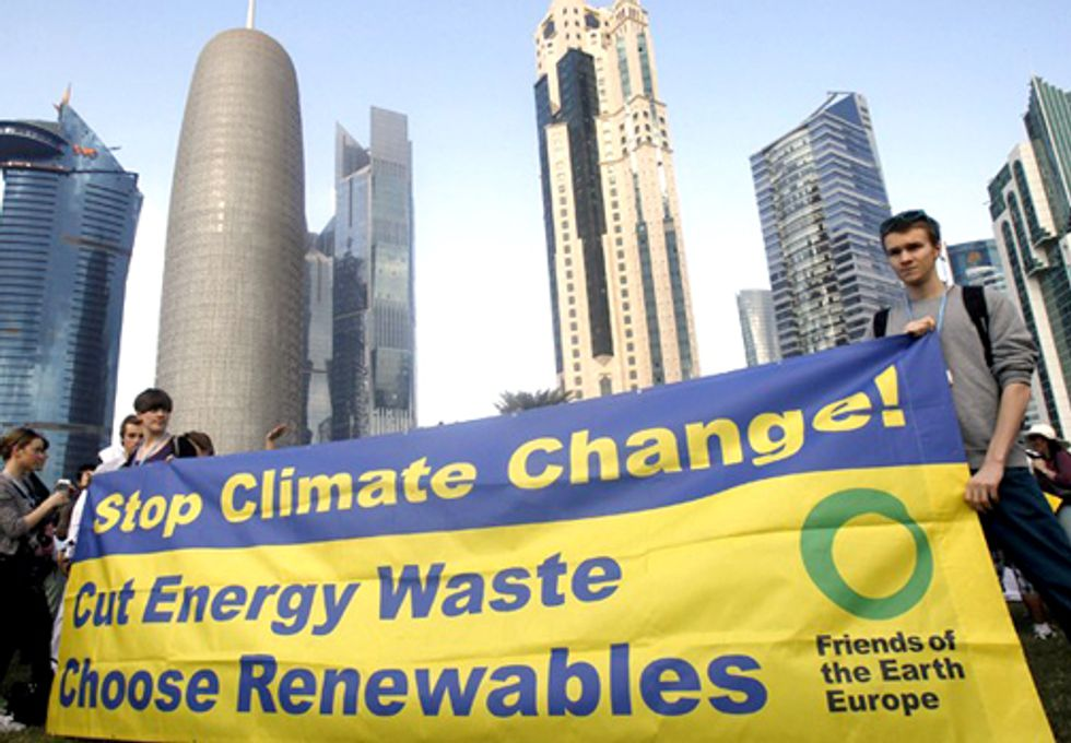 CLIMATE TALK RESULTS: People Ready for Climate Action, World Leaders are Not