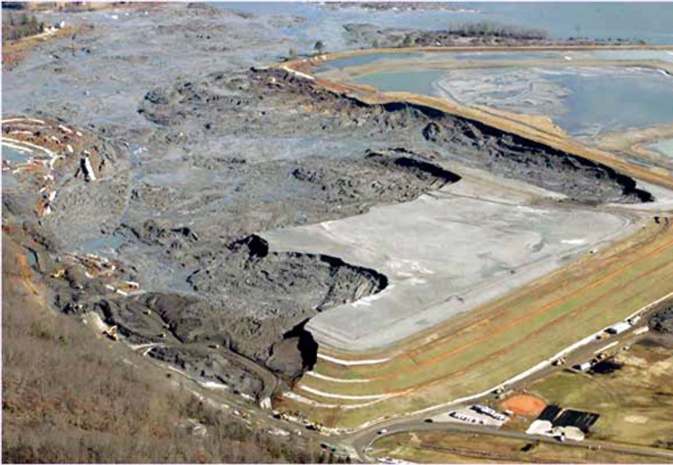 Pending Bills Fail to Protect Communities from Toxic Coal Ash
