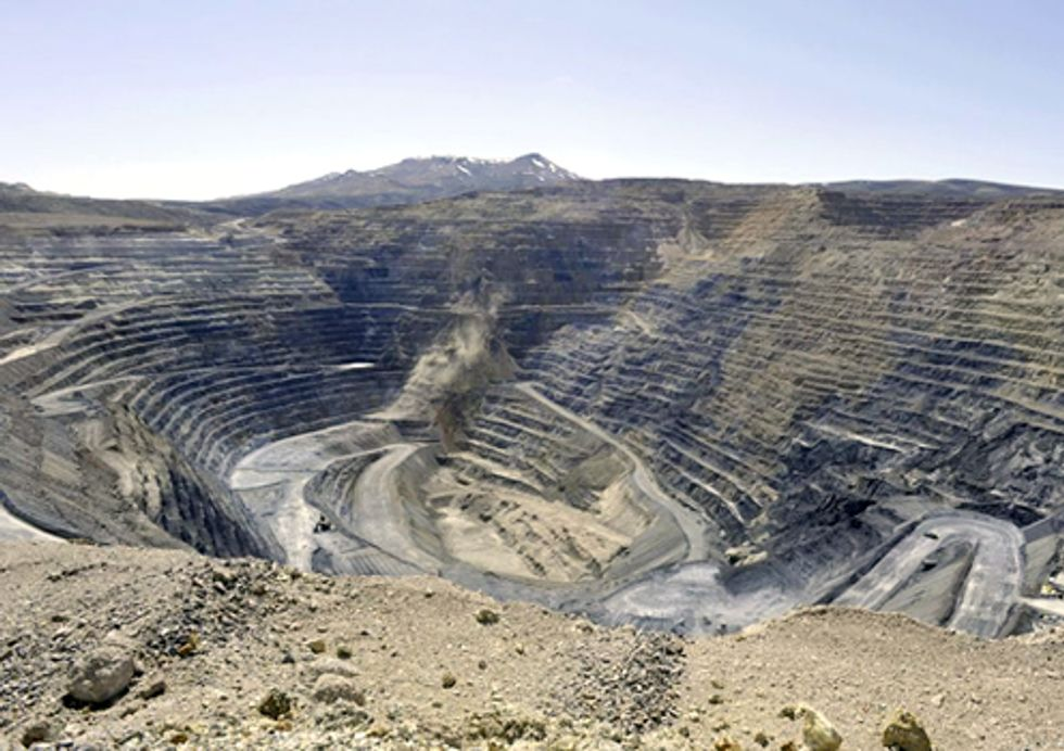 Why Do American Taxpayers Give Away Minerals to Mining Companies?