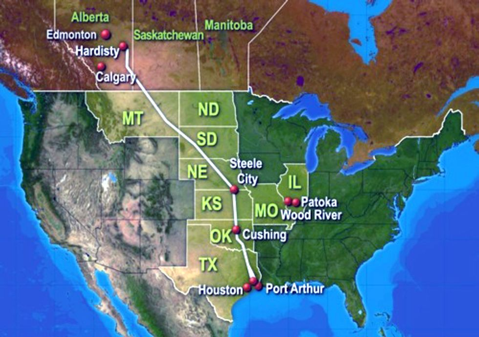 5 Must-Haves in the Keystone XL Environmental Review