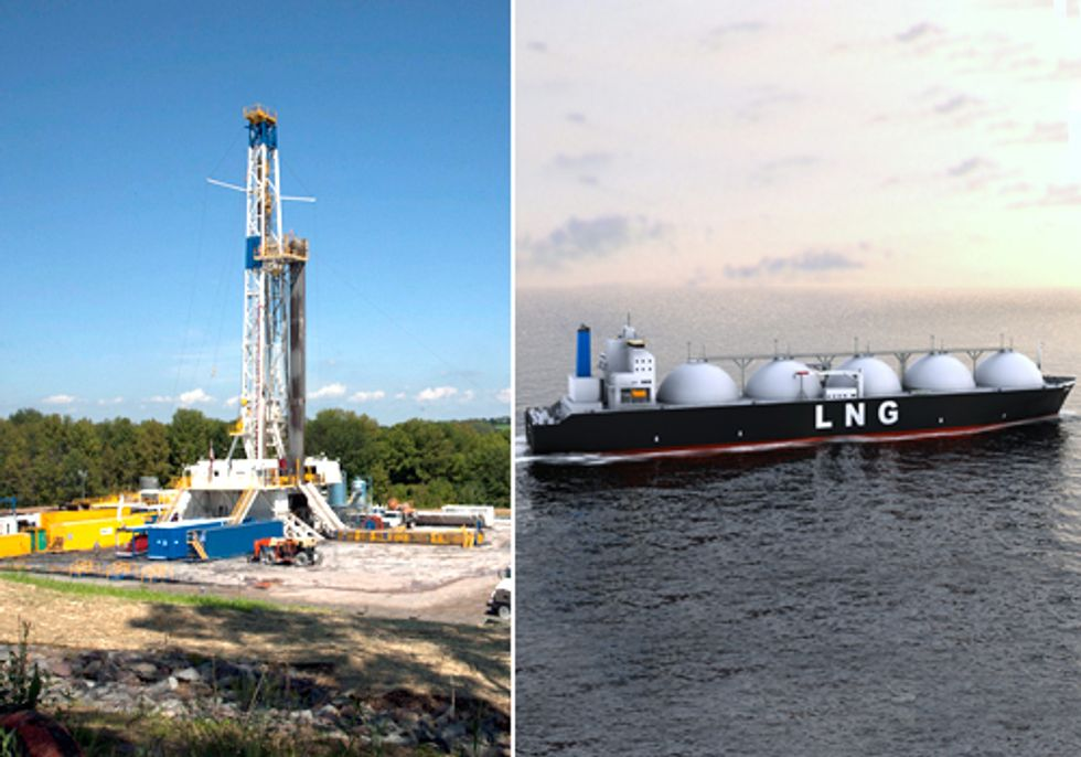 100 Leading Medical, Scientific Experts Urge Obama Administration to Halt Fracking for Exports