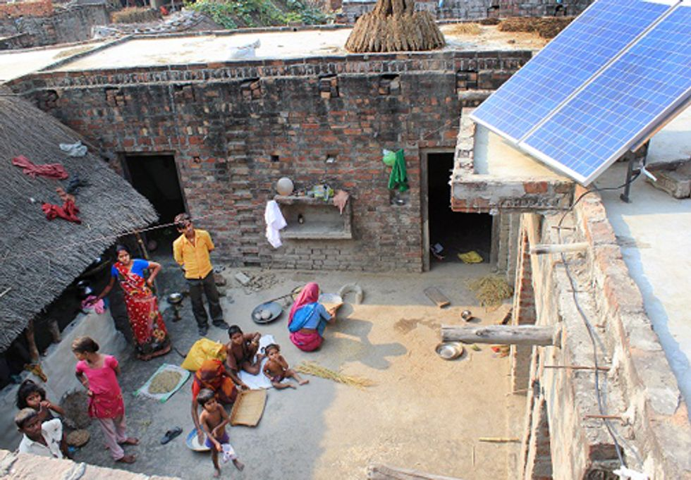 How On-Site Solar Energy Projects are Changing the World