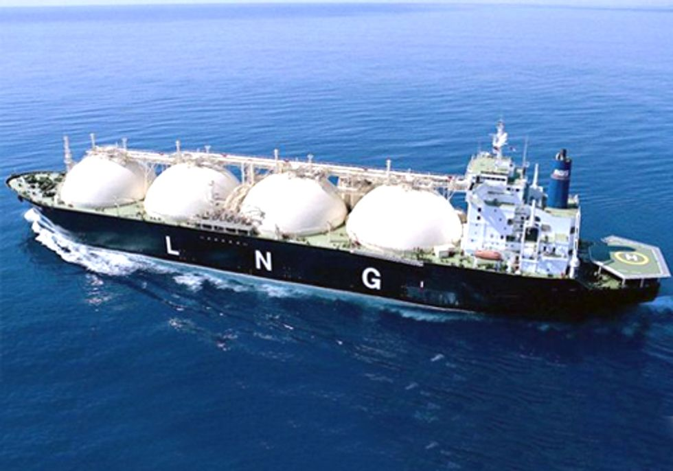 Huge Flaws Exposed in Natural Gas Export Report
