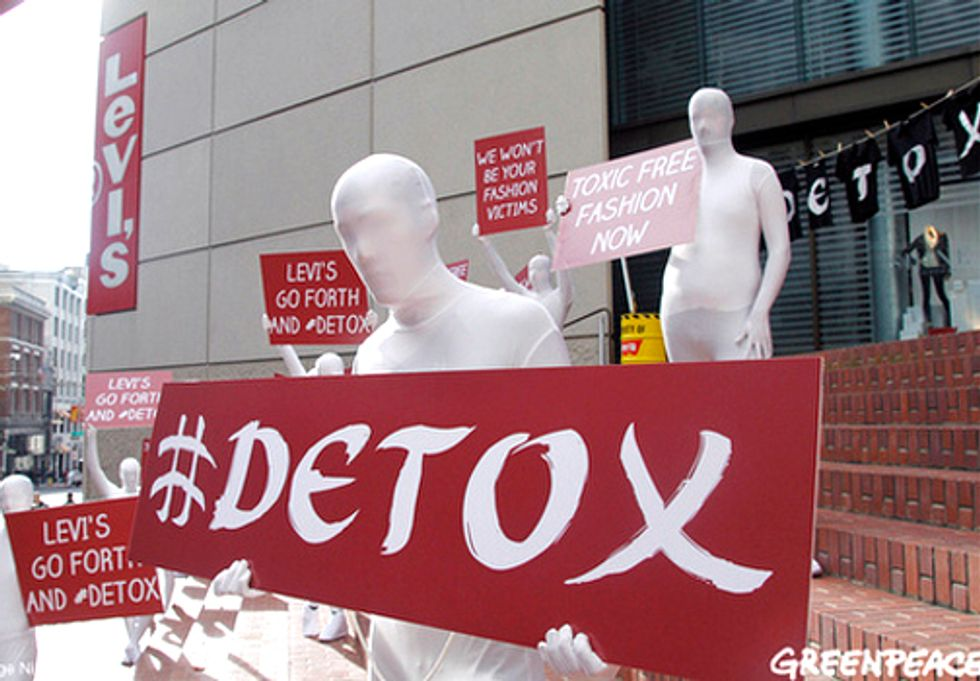 Detox Your Clothes