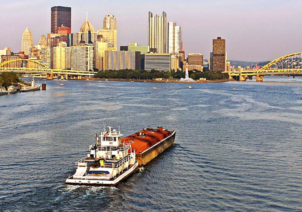 Will Toxic Fracking Wastewater Be Transported by Barge?