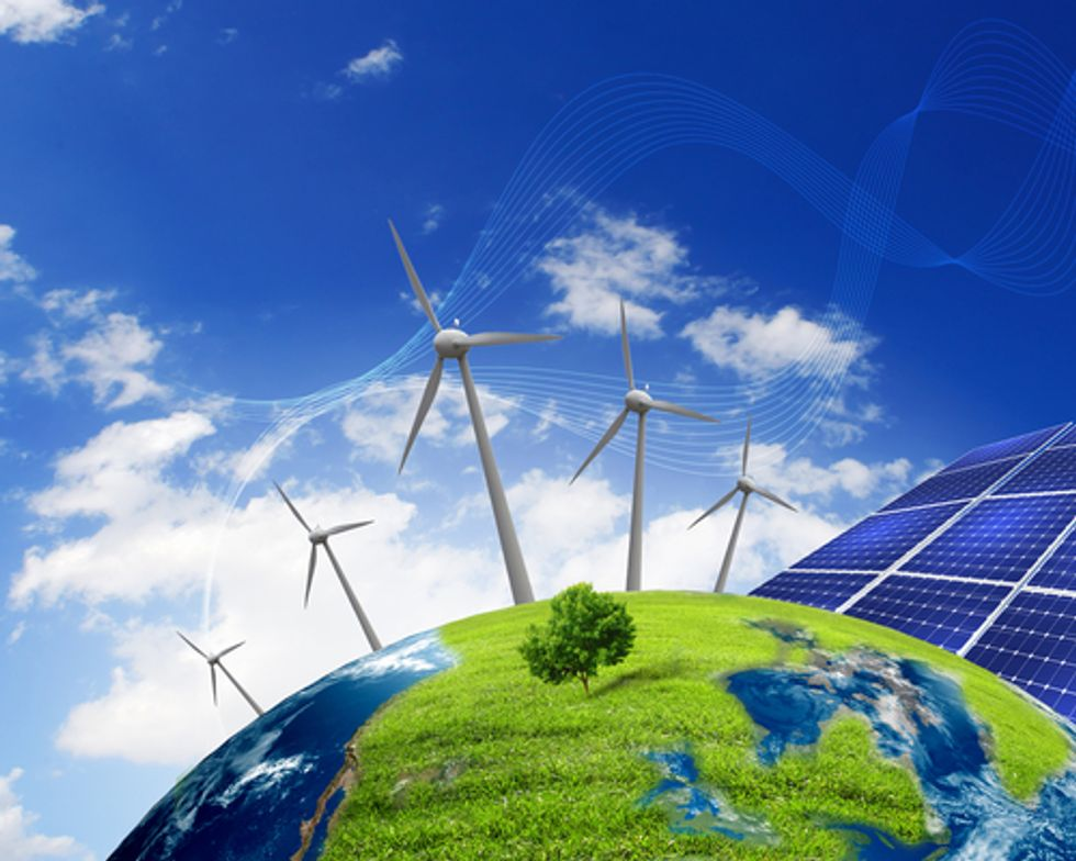 Renewable Energy Could Fully Power Grid by 2030