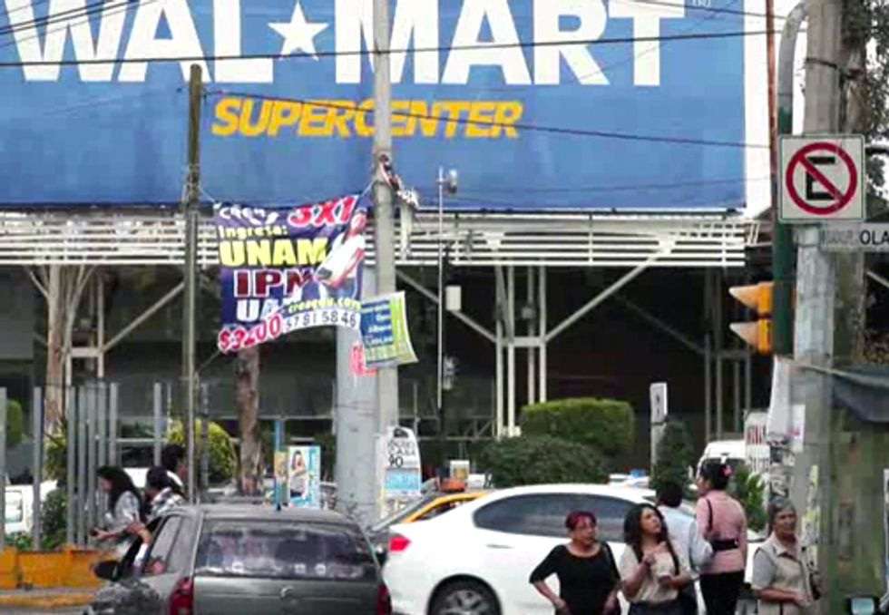 Wal-Mart de Mexico—Aggressive and Creative Corrupter in Subverting Democracy