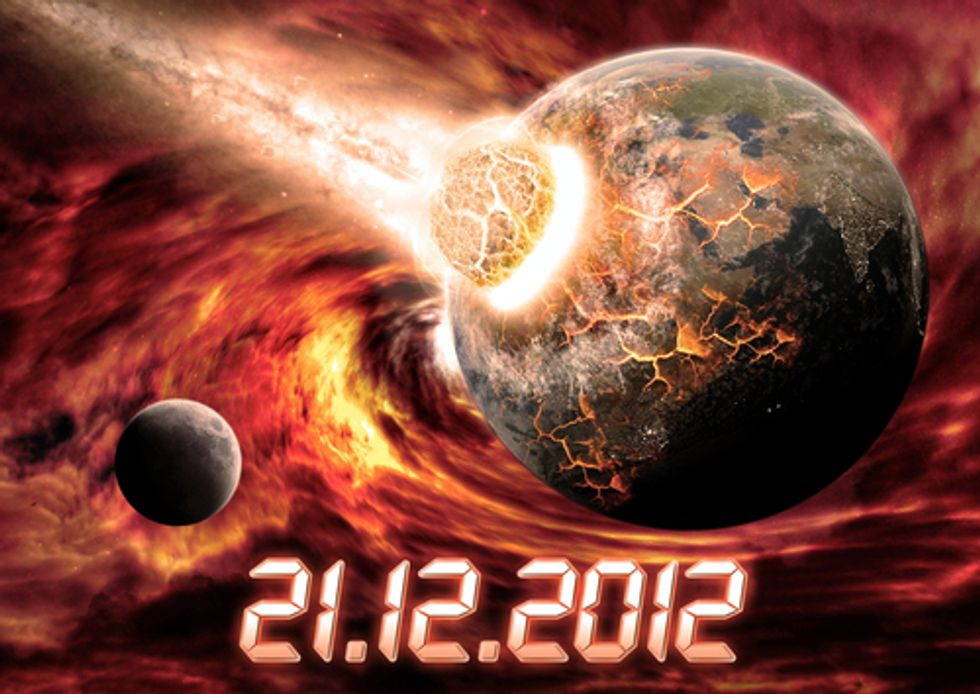 Will the World End on Dec. 21?