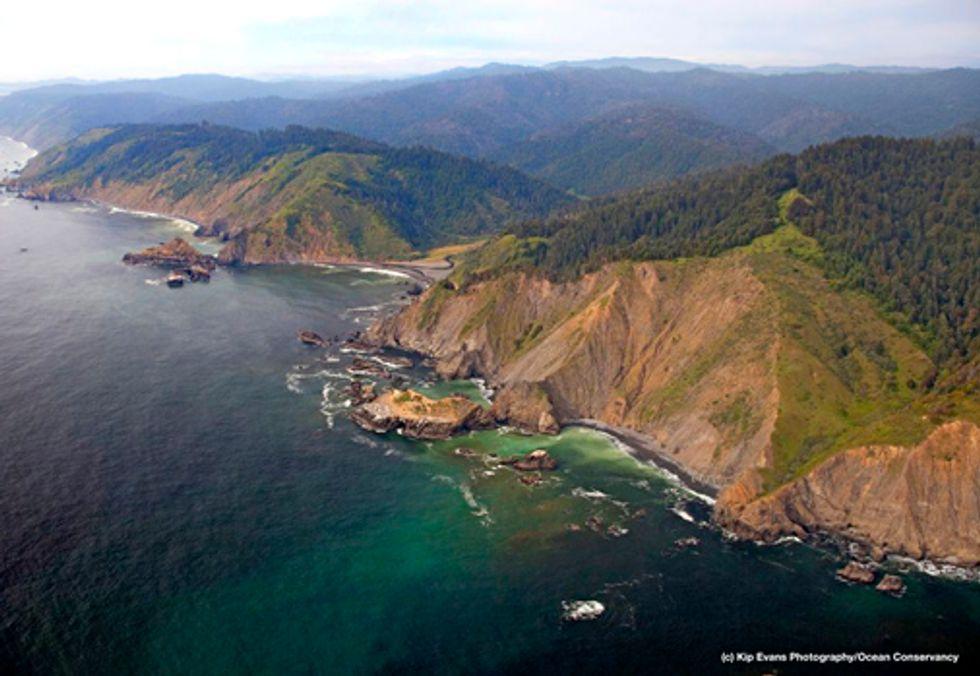 Ocean Victory—California Completes Network of Undersea Parks