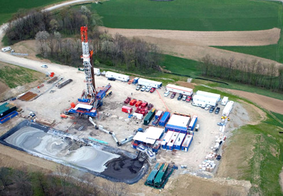 Does Fracking Contaminate Drinking Water?