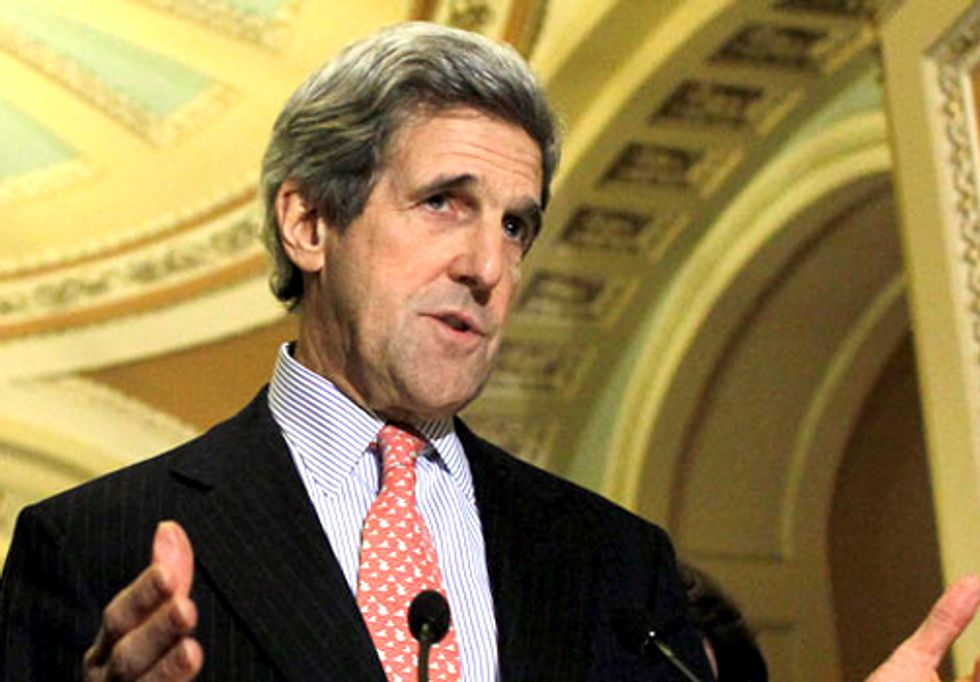 Obama to Nominate Climate Leader John Kerry to Be Next Secretary of State