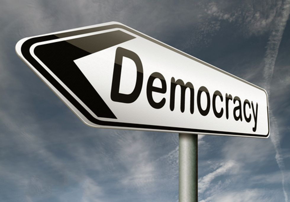 Restoring Democracy in the Fight Against Fracking