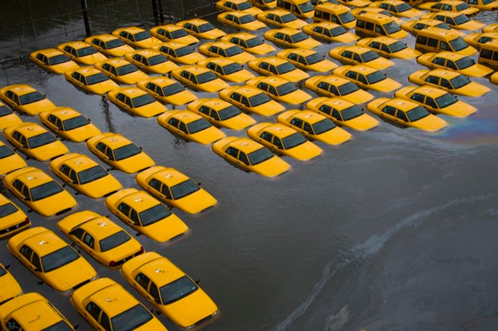 Extreme Weather Events of 2012