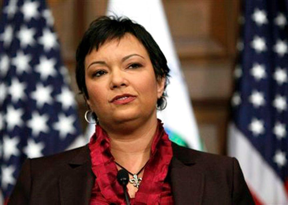 EPA Administrator Lisa Jackson Resigns