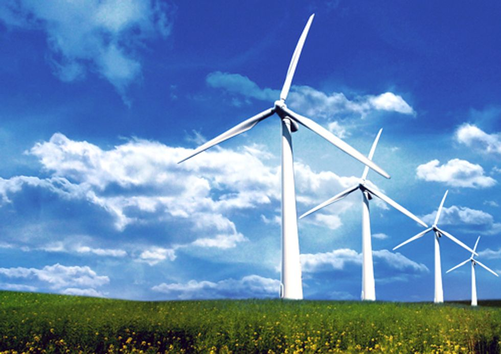 Congress Extends Wind Energy Tax Credits in Fiscal Cliff Deal