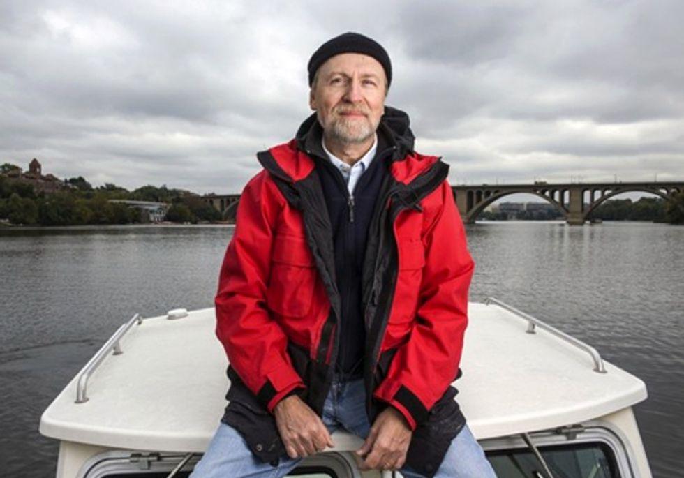 Guardian of the Potomac Ed Merrifield Ends Decade-Long Job as Riverkeeper