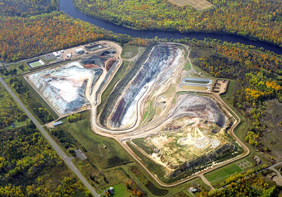 Wisconsin's Mining Moratorium Under Attack