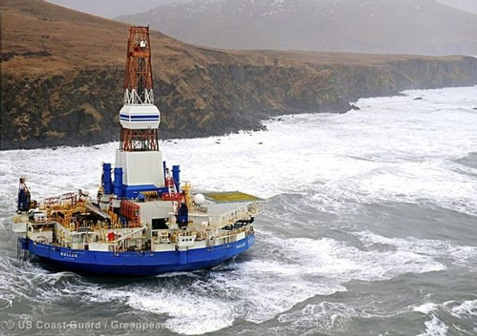 8 Reasons Why Shell Can't be Trusted in the Arctic