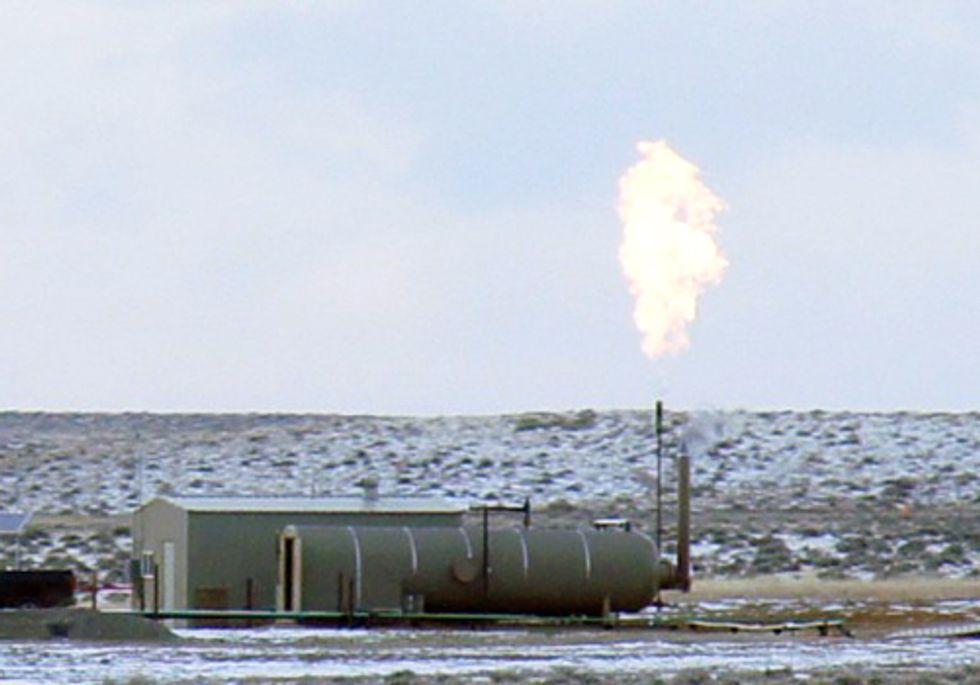 Measuring Fugitive Methane Emissions from Fracking