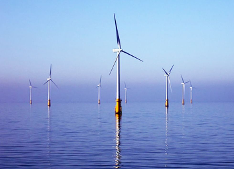 First Ever U.S. Offshore Wind Lease Sale in New England