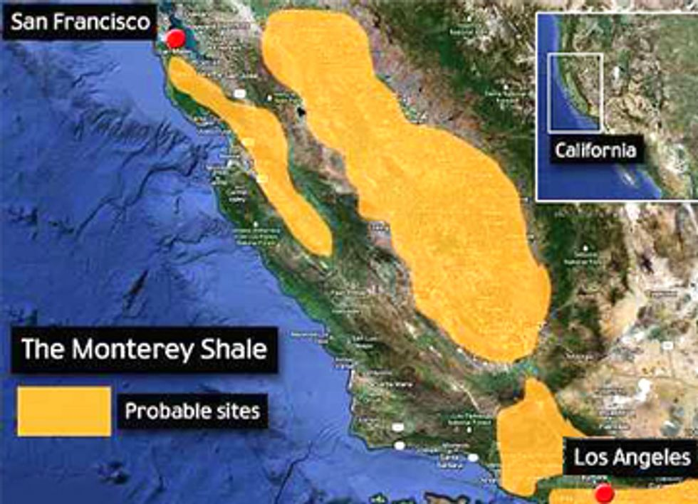 New Poll Shows Californians Strongly Oppose Fracking