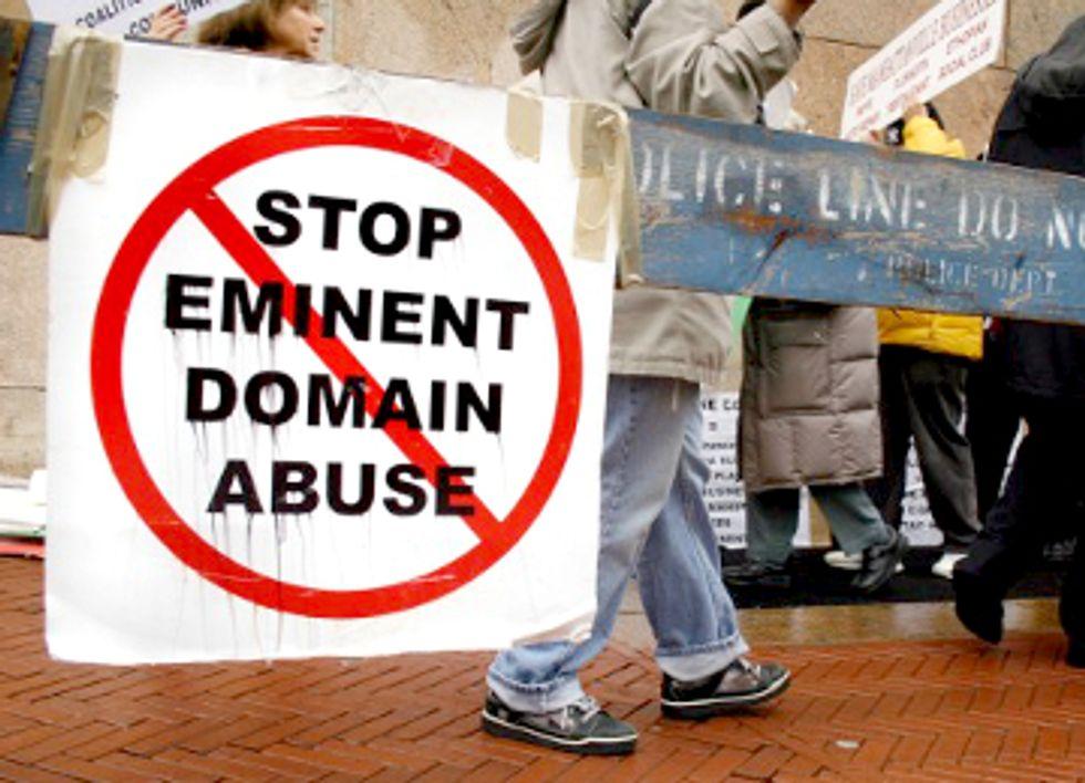 Eminent Domain Used to Push Big Oil's Agenda