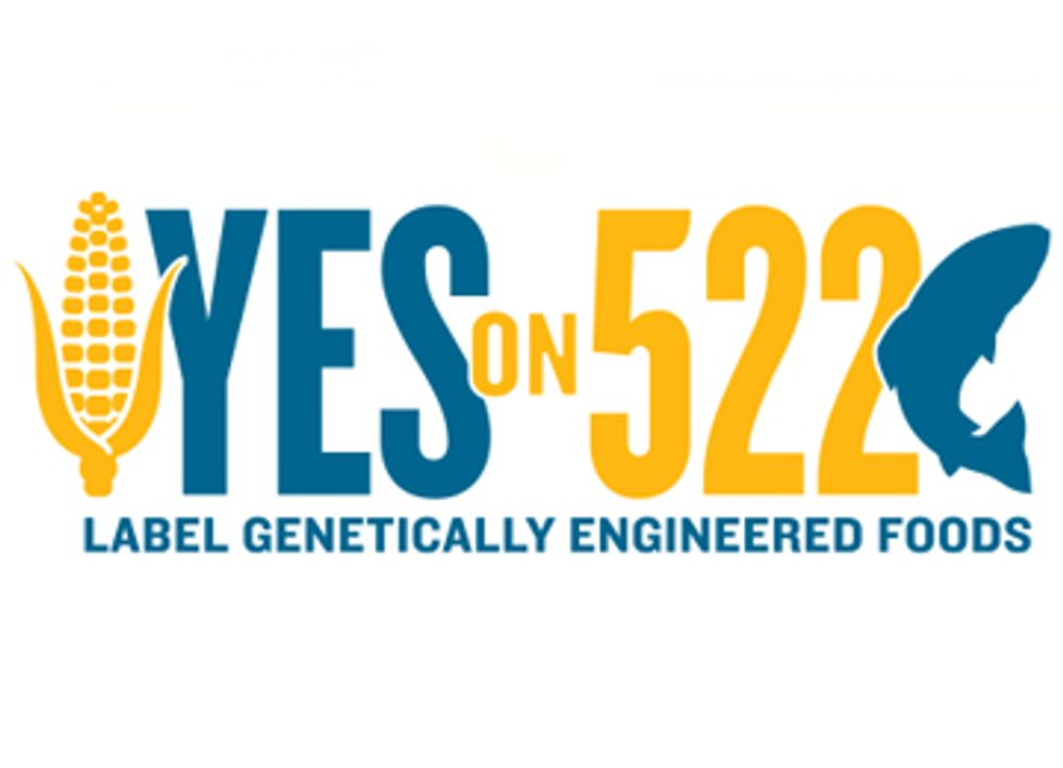 Washington State GE Food Labeling Initiative Gains Momentum