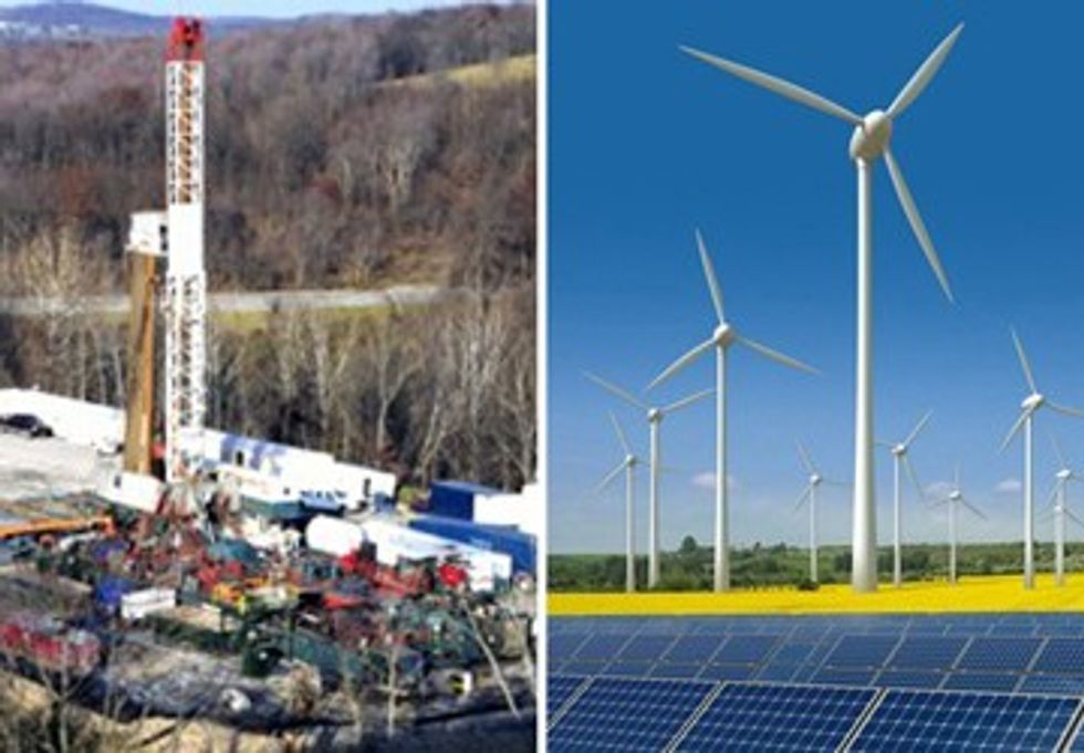 Fossil Fuel Industry Continues to Squash Renewable Energy Age