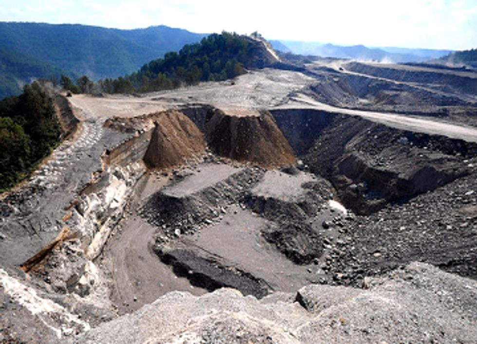 House Republicans Use Fear Mongering In Fight for Mountaintop Removal Coal Mining