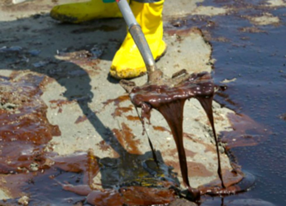 BP Bashes Oil Spill Victims to Distract From Own Criminal Behavior