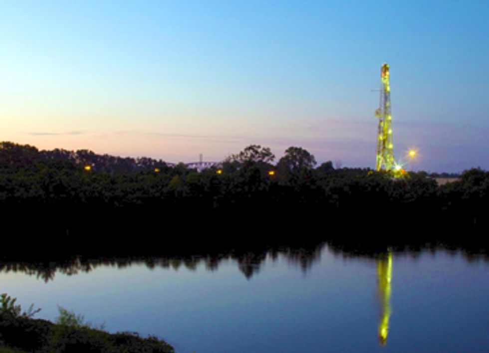 High Levels of Arsenic Found in Groundwater Near Fracking Sites