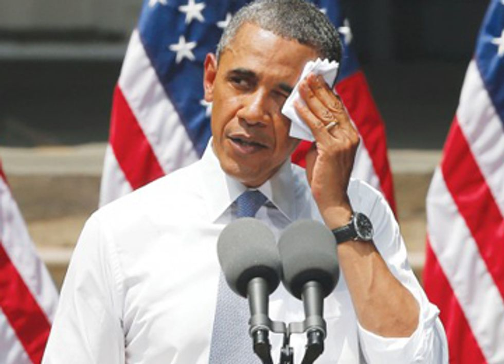 President Obama's Climate Action Plan: Not Even Close