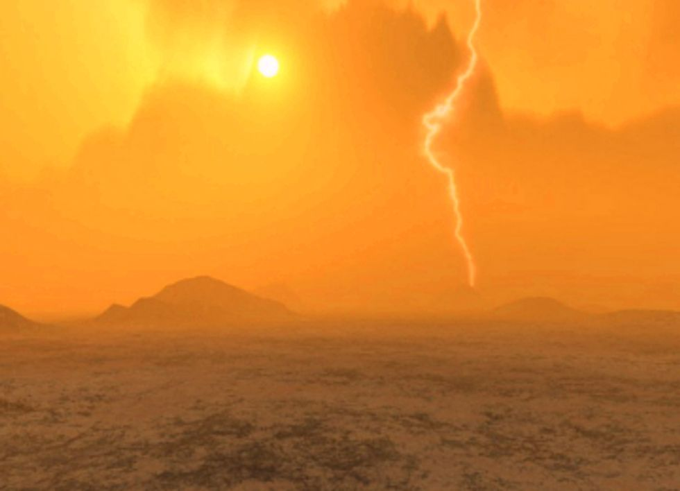 Runaway Greenhouse Effect On Venus Foreshadows Earth's Climate Disaster