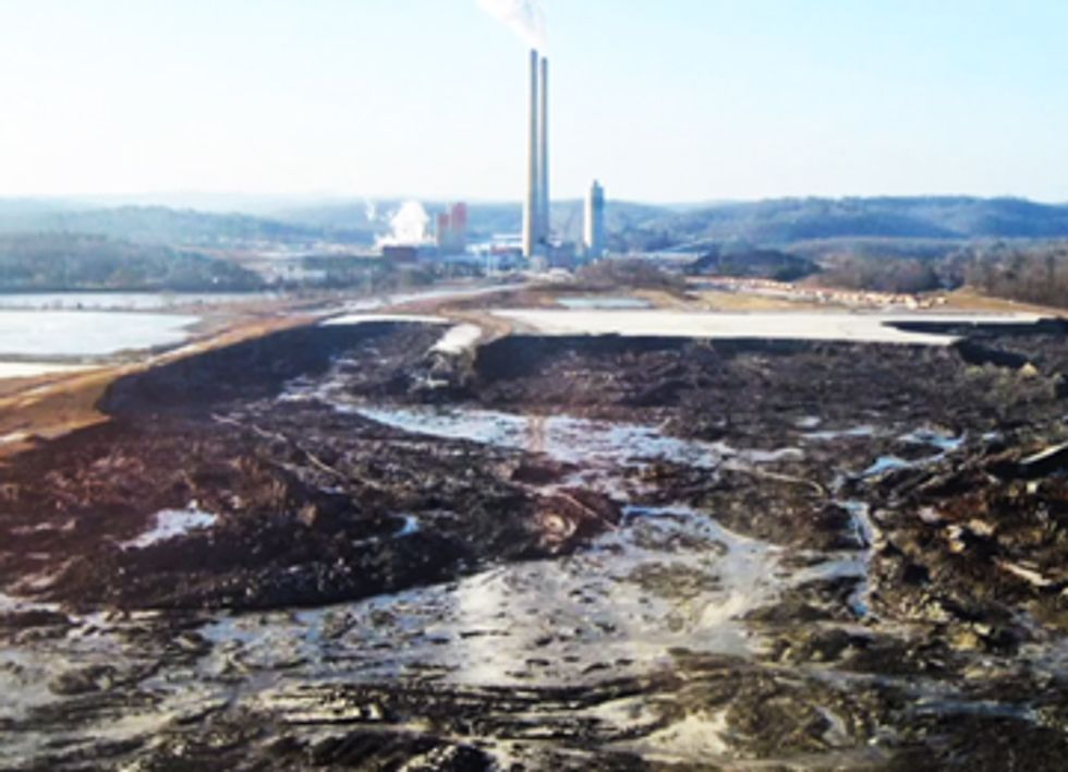 Coal Ash Bill Would Prohibit EPA from Protecting Americans