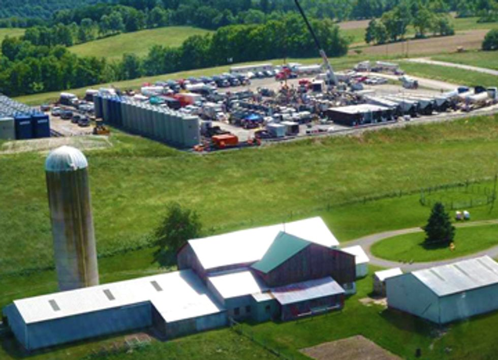 How the Fracking Industry Avoids Paying Royalties to Landowners